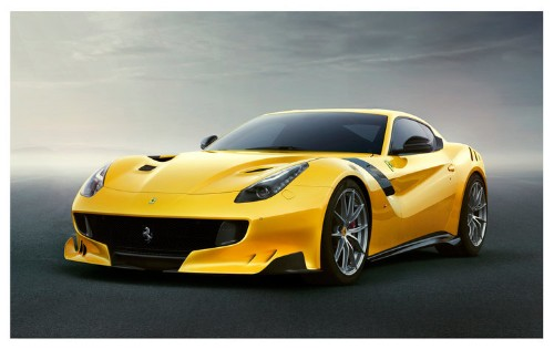 Ferrari is preparing for its IPO by announcing a 770-horsepower version of the F12