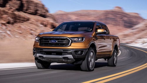 Ford just revealed the pickup truck we've all been waiting for