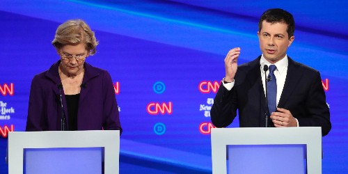 Democrats go after Warren over Medicare for All plan at Ohio debate - Business Insider