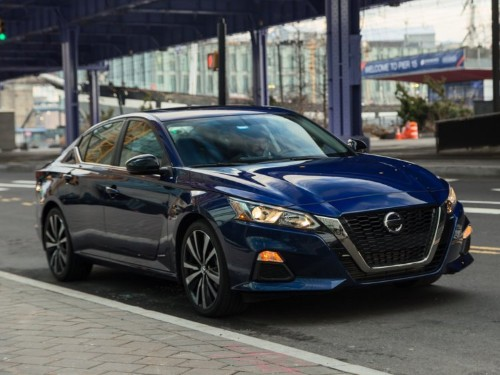 Nissan Altima 2019 review, photos