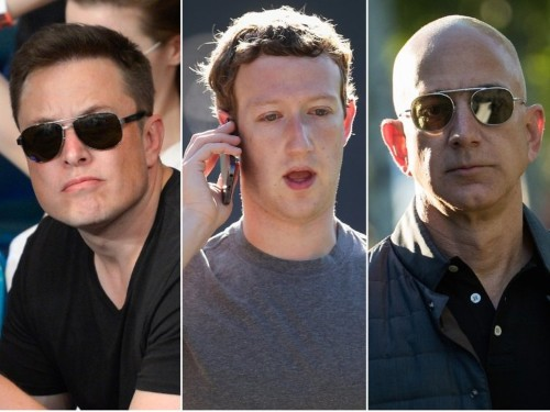 The eating, sleeping, wellness, and workout regimes of tech moguls
