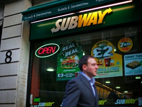 Jared Fogle is the least of Subway's worries