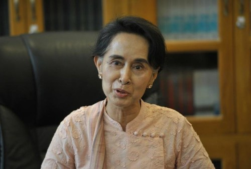 Myanmar's Suu Kyi to make China debut visit