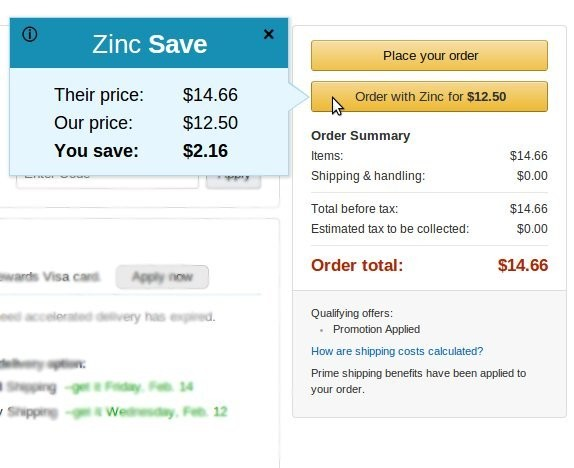 A New Browser Extension Turns Amazon Into A Bitcoin-Friendly Superstore