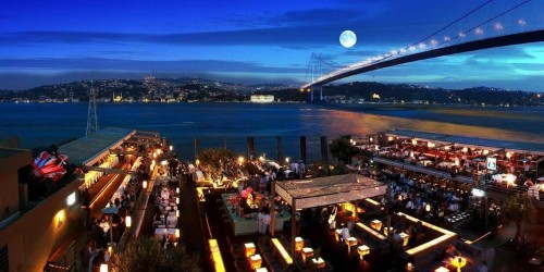 The Hottest Nightclubs in Istanbul