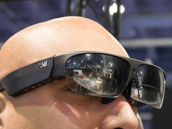 ODG releases new augmented reality glasses - Business Insider