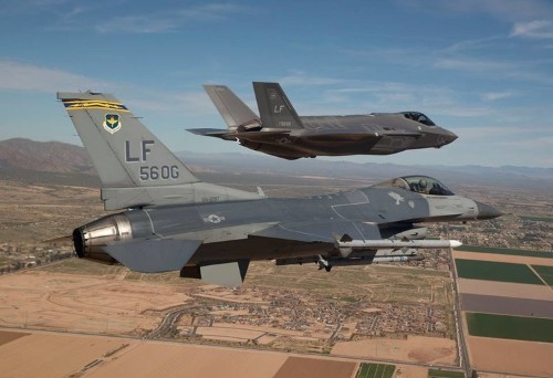 Air Force secretary: The F-35 has a wide range of problems