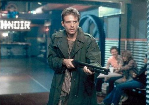 Arnold Schwarzenegger originally read for the part of the good guy in 'The Terminator'