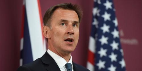 UK warns Iran over 'dangerous' and 'illegal' behavior after tanker seizures in Strait of Hormuz