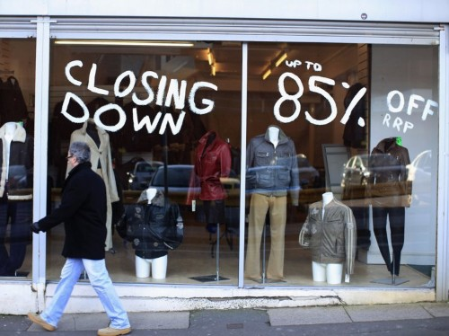 It's getting too late to short the retail sector