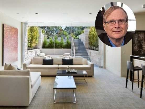 Microsoft Co-Founder Paul Allen Just Bought This Gorgeous $27 Million Mansion In Silicon Valley