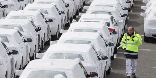 European car sales took a dive in June — and the industry looks set to drop for a second straight year