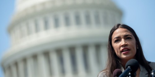 Ocasio-Cortez says Republicans don't think she's a 'lightweight'