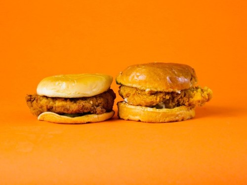 Popeyes and Chick-fil-A are feuding on Twitter in a battle over which chicken sandwich reigns supreme