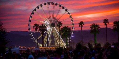 A longtime Coachella worker died in a fall while setting up for the festival