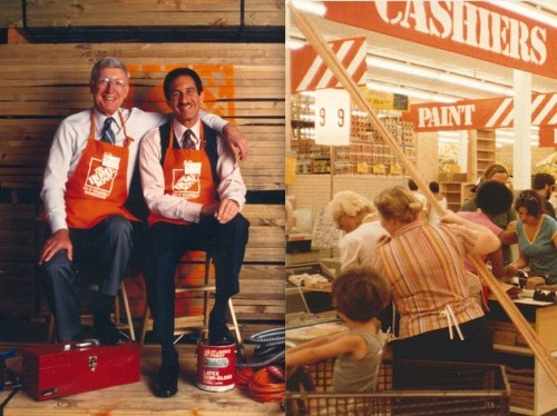 Here's what Home Depot looked like when it first opened in 1979