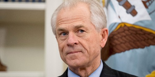 Trump trade advisor Peter Navarro cites non-existent scholar: report - Business Insider