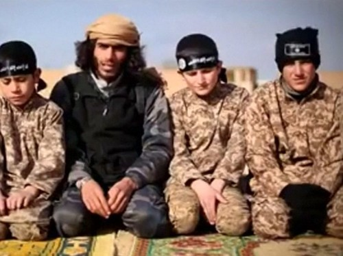 People living in ISIS territory are terrified that the group will start forcing teenagers to fight
