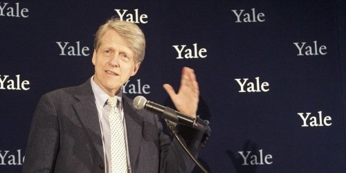 Robert Shiller on next recession forecast, Great Depression parallels