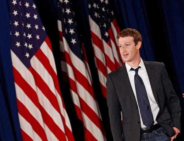 Mark Zuckerberg Runs A Giant Spy Machine In Palo Alto, California - Business Insider