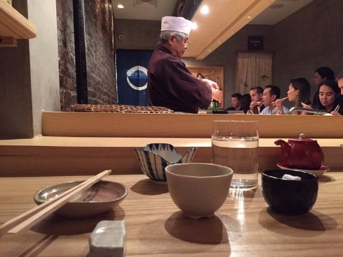 2 sushi-obsessed food bloggers say these are the 15 best omakases in New York