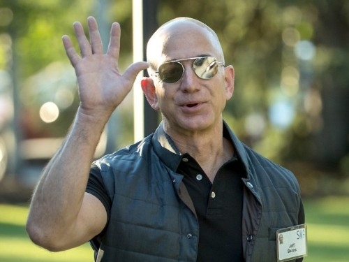 Amazon and its CEO Jeff Bezos have beat out Walmart to become a symbol for everything wrong with American big business