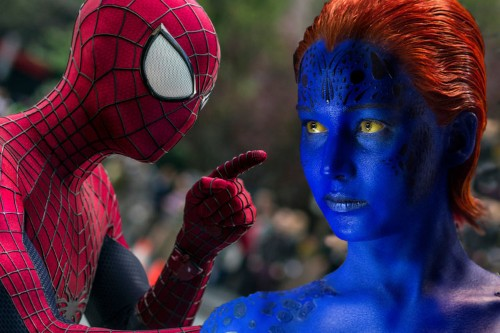 Here's Why An 'X-Men' Teaser Is Playing At The End Of 'The Amazing Spider-Man 2'