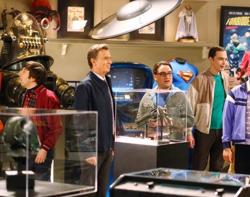 52 celebrities you probably forgot guest-starred on 'The Big Bang Theory'
