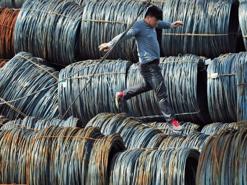 A massive Chinese industry is flashing warning signs that the world cannot ignore