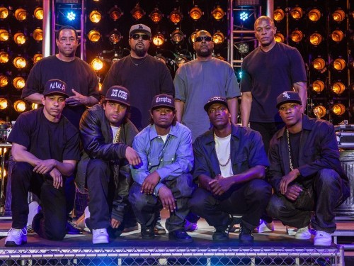 A biopic on rap group N.W.A. is a sobering realization that nothing has changed in the 27 years since 'F--- tha Police' was written