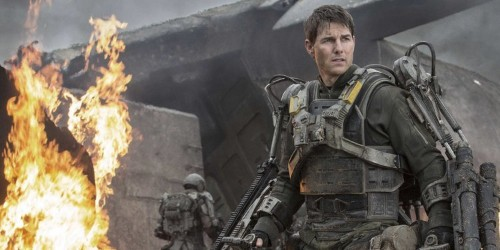 'Edge Of Tomorrow' Is Tom Cruise's Best Movie In Years