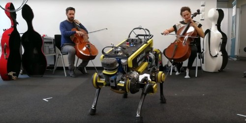 Hide your wives: This robot can analyze any song and dance to the beat almost perfectly