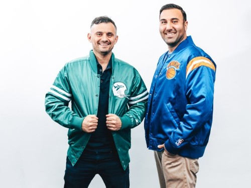 Gary Vaynerchuk's new media company for millennial guys is going back in time and betting on a website