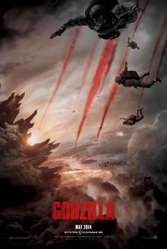 Military Advisor On 'Godzilla' Explains Why Red Flares Are Used To Combat The Monster