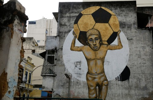 This Awesome Street Art Is Popping Up All Over Rio De Janeiro