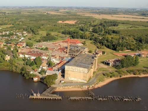 Here's why a historic meat packing plant in Uruguay was named a UNESCO World Heritage Site