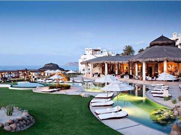 The ultimate dream hotels for honeymoons - Business Insider