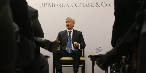 Jamie Dimon reveals JPMorgan is already preparing for the possibility of zero-percent interest rates in the US (JPM)