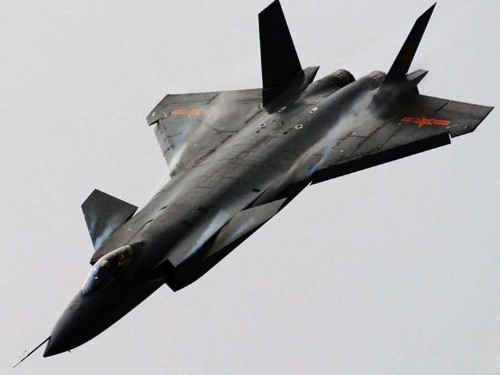 China wants to step up military cooperation with Iran's air force