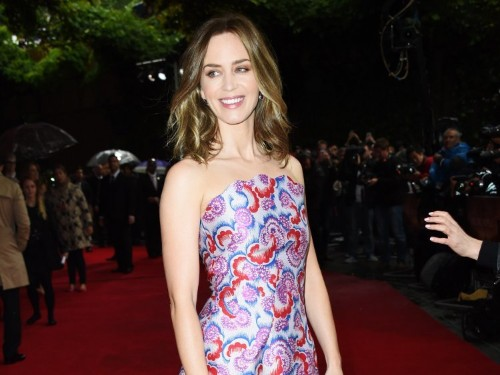 15 of Emily Blunt's most memorable red-carpet looks