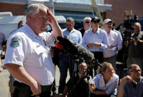 Ferguson's Police Chief Freaked Out After Finding Out His Cops Arrested 2 Reporters