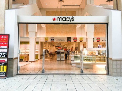 Macy's says it will pull 'mom jeans' plates from stores after furious customers accuse them of 'fat shaming'