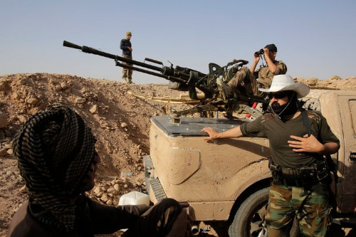 There's another conflict brewing in Iraq that 'could get get quite nasty'