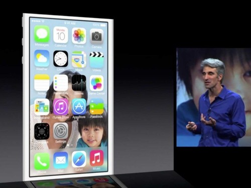 Apple Unveils iOS 7: Here's Everything That's About To Change On Your iPhone And iPad