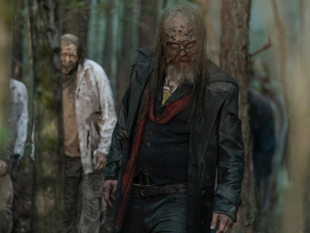 'The Walking Dead': Ryan Hurst discusses Beta's backstory and mask - Business Insider