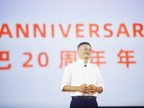 The 6 most extravagant moments of Jack Ma's tenure at Alibaba