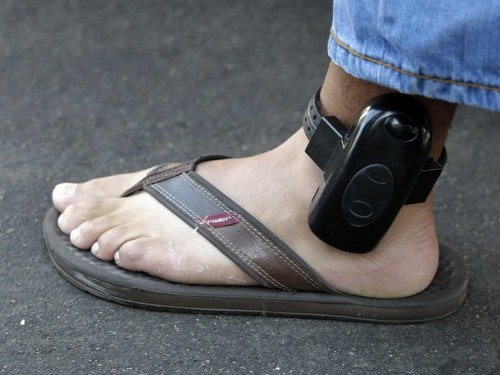 Ankle Monitors On High-Risk Offenders Malfunctioned For Years, Officials Found