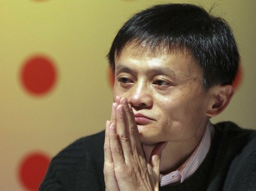 China's Richest Man, Jack Ma: I'm Not Happy Being So Rich