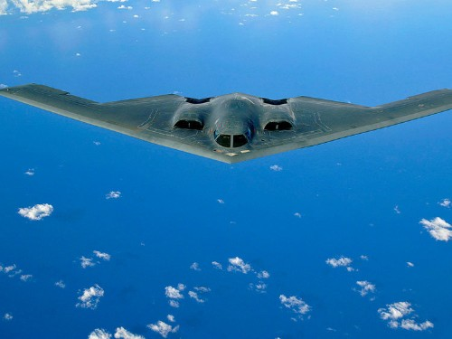 The Pentagon may end up spending $58 billion to develop its bomber fleet