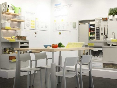 Ikea's incredibly futuristic table replaces your stove, your cookbook, and your brain